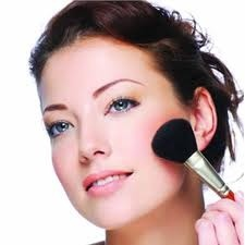 beauty parlour makeup
